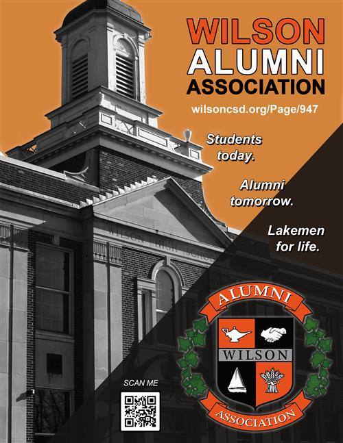 Alumni Flyer - share your contact info