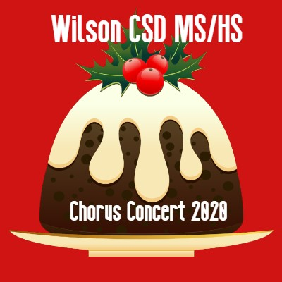 Wilson MS/HS Chorus Concert Winter, 2020