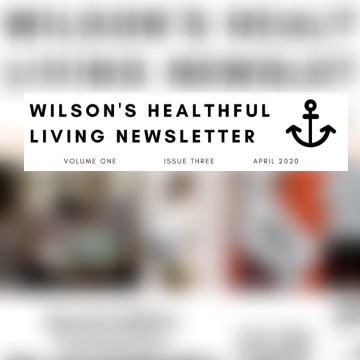 Wilson Healthful Living Newsletter